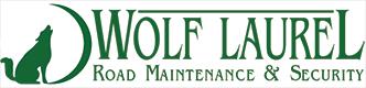 Wolf Laurel Road Maintenance & Security
